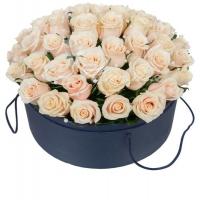 Коробка с цветами 0043